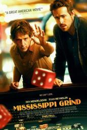 Mississippi Grind Movie Poster (11 x 17) MOVAB82545