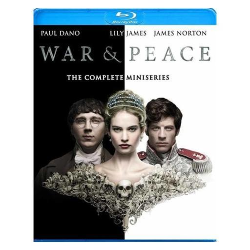 War & peace (blu-ray/2 disc) DLYWQZJQTPSCJWCD