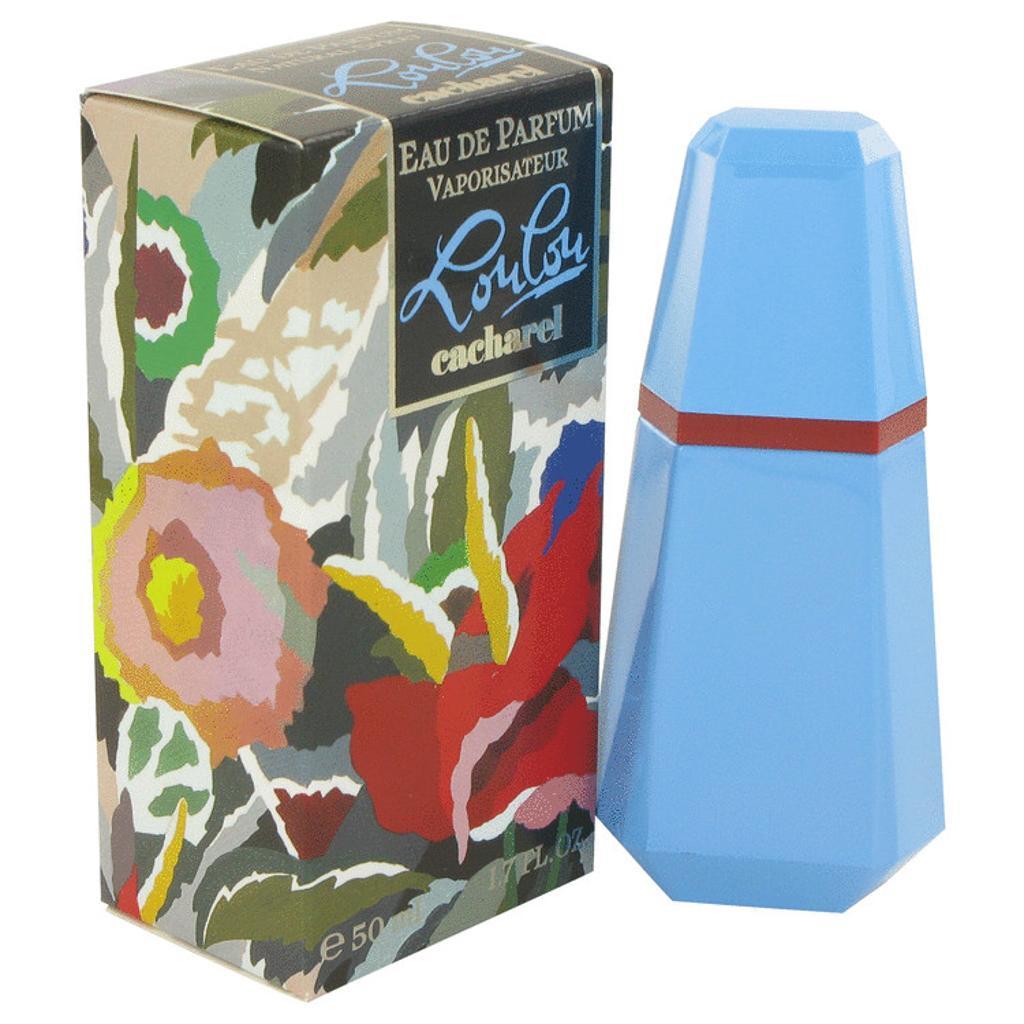 3 Pack LOU LOU by Cacharel Eau De Parfum Spray 1.7 oz for Women