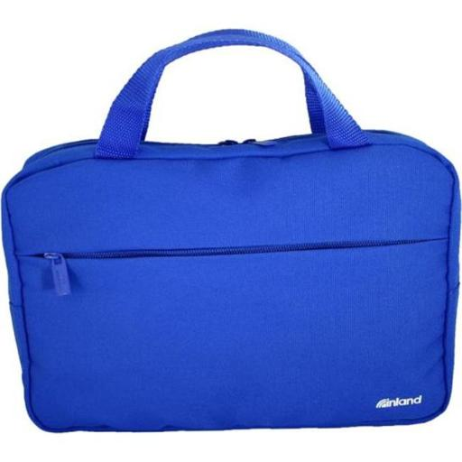 Inland ProHT 02491 17.3 in. Laptop Notebook Carrying Bag, Blue 25A3DB1D6FD51AB7