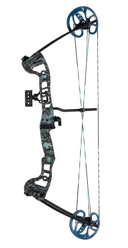 Barnett 1108 barnett 1108 vortex h2o youth archery compound bow 3145pound