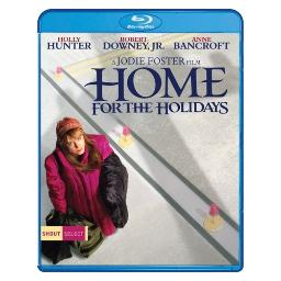 Home for the holidays (blu ray) (ws/1.78:1) BRSF18000