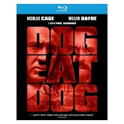 Dog eat dog (blu ray) (ws/2.35:1/5.1 dts-hd) BRDED10075