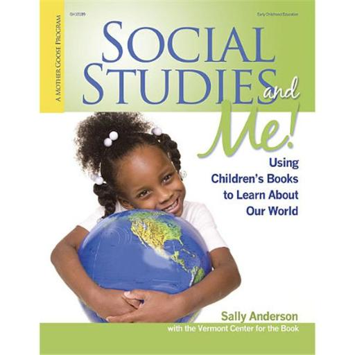 Gryphon House 10189 Social Studies and Me Book - Paperback
