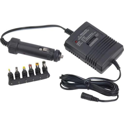Audiovox AH765R Universal DC Car Power Adapter