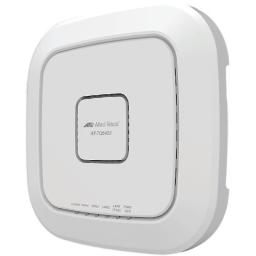 Allied telesis inc. at-tq5403-01 ieee 802.11ac wave2 wireless access point with tri-band radios and embedded ante