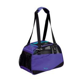 Bergan 88669 Purple Bergan Voyager Pet Carrier Medium / Large Purple 13 X 19 X 10