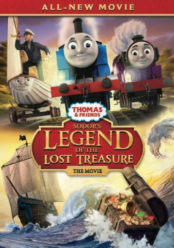 Thomas & friends-sodors legend of the lost treasure (dvd) LQJLEIQAUF4RNQVM