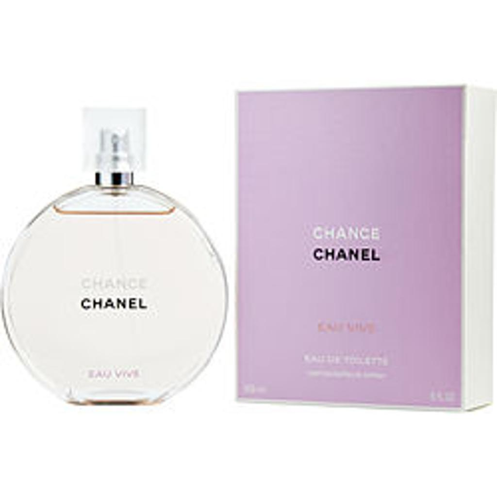 CHANEL CHANCE EAU VIVE by Chanel EDT SPRAY 5 OZ For WOMEN