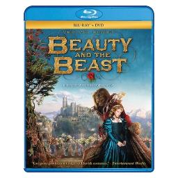 Beauty & the beast (blu ray/dvd combo) (2discs/ws/2.35) BRSF17205