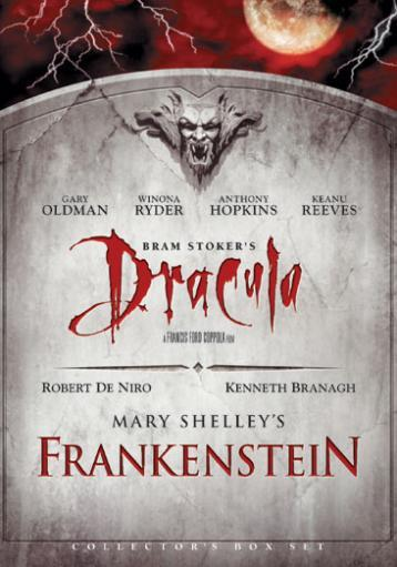 Dracula (bram stoker)/frankenstein (mary shelley)-double feature (dvd/2 dis VPQZFVZFTFQ4SZK4
