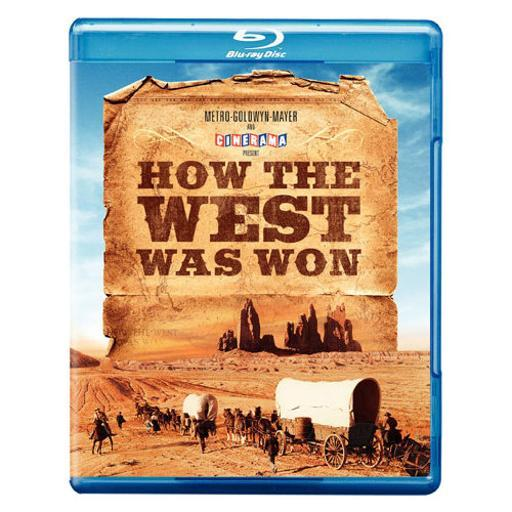 How the west was won-special edition (blu-ray/2 disc) GAXBGSEKXVYCJ5XA