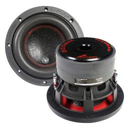 Audiopipe txx-bdc4-6 audiopipe 6.5 compsoite cone subwoofer quad stacked magnet woofer 250w rms