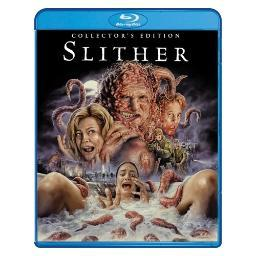Slither collectors edition (blu-ray/ws 1.85) BRSF17631