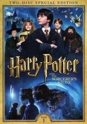 Harry potter & the sorcerers stone (dvd/2 disc/special edition) D622214D