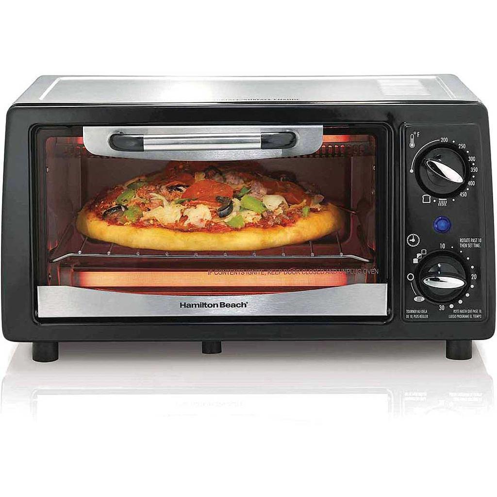 Hamilton beach 31134 toaster oven
