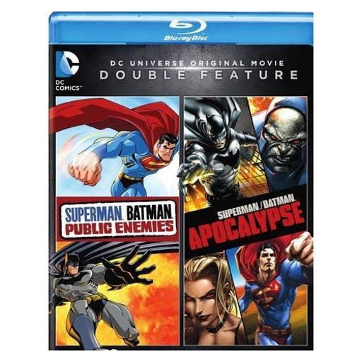 Superman/batman-public enemies/superman/batman-apocalypse (blu-ray/dbfe) LMFQ6FVGD4K6W6TK