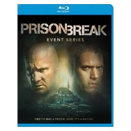 Prison break-event series (blu-ray/3 disc) BR2331436