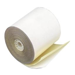 Pmc 09225 Impact Printing Carbonless Paper Rolls - 2.25 x 70 ft. 09225