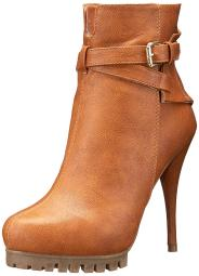 C LABEL Womens Sid-5 Closed Toe Ankle Fashion Boots