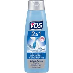 VO5 Shampoo/Conditioner 2 in 1 Moisturizing 12.5 Oz