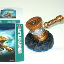 Skylanders SWAP FORCE LOOSE Figure Battle Hammer