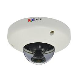 IP Camera, 1.19mm, Surface, 5 MP, 1080p