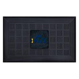 Fanmats 11429 NBA Utah Jazz Vinyl Medallion Door Mat