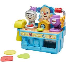 Fisher-Price Busy Learning Tool Bench