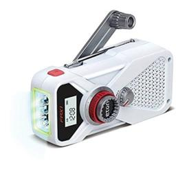 American Red Cross Emergency Weather AM/FM/NOAA Radio with LED Flashlight