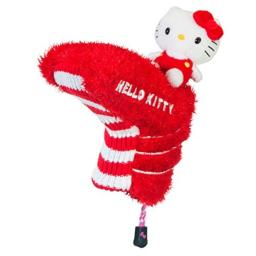 Hello Kitty Golf Mix and Match Putter Headcover (Red/White)