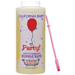 California Baby Bubble Bath - Party, 13 oz