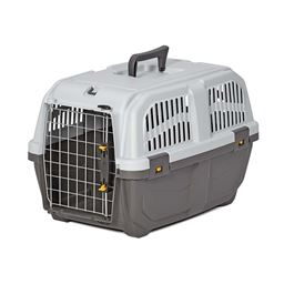 "Midwest Skudo Pet Travel Carrier - 21.5"" - Gray"