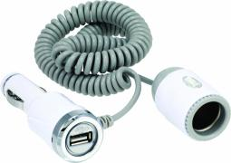 Bell Automotive 22-1-39252-8 10' Extension Cord with USB Port