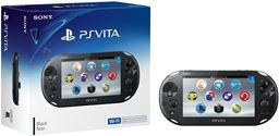Sony Playstation Vita - PS Vita - New  - PCH-2000 (Black) NEW