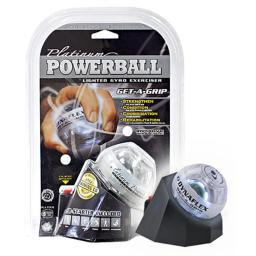 DFX Sports and Fitness 12090 Platinum Powerball Pearl Series