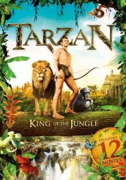 Tarzan collection (dvd) (2dvd slimline w/insert) D43364D