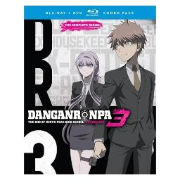 Danganronpa 3-end of hopes peak high school-future arc (blu-ray/dvd/4 disc) BRFN01417