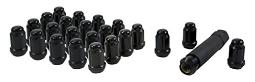 Gorilla Automotive Products 21184Bc 6 Lug Kit Black 1/2In 21184BC