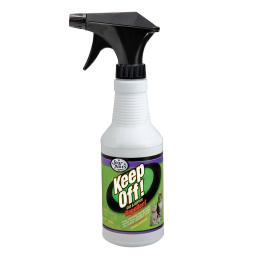 Four paws 100523259 four paws keep off indoor and outdoor cat and kitten repellant spray 16 ounces