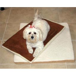 Crown Pet Products MAT-SR-S Crown Pet Mat for Slant Roof Doghouse - Small Size