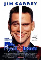 Me, Myself, and Irene Movie Poster Print (27 x 40) MOVAH1403