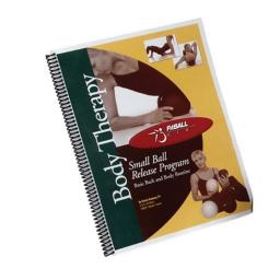 Ball Dynamics Bad185 Fitball Body Therapy Small Ball Release Book