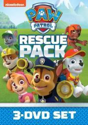 Paw patrol rescue pack (dvd) (10disc) D59194068D