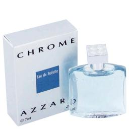 Chrome Mini EDT .23 oz For Men 100% authentic perfect as a gift or just everyday use