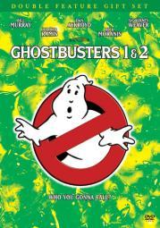 Ghostbusters 1&2 giftset (dvd/2 disc w/scrapbook) D05160D