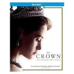 Crown-season 1 (blu ray) (4discs/dol dig 5.1) BR50705