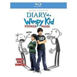 Diary of a wimpy kid 2-rodrick rules (blu-ray) BR2334415