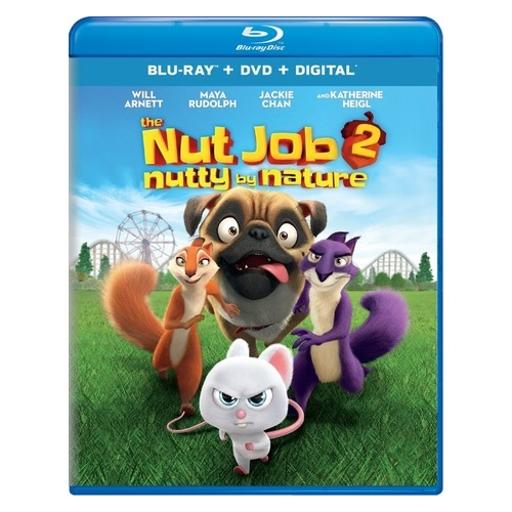 Nut job 2-nutty by nature (blu ray/dvd w/digital) IVLGOUIEHJWVWJHM