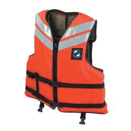 Stearns work boat vest xl  i460org-05-000f